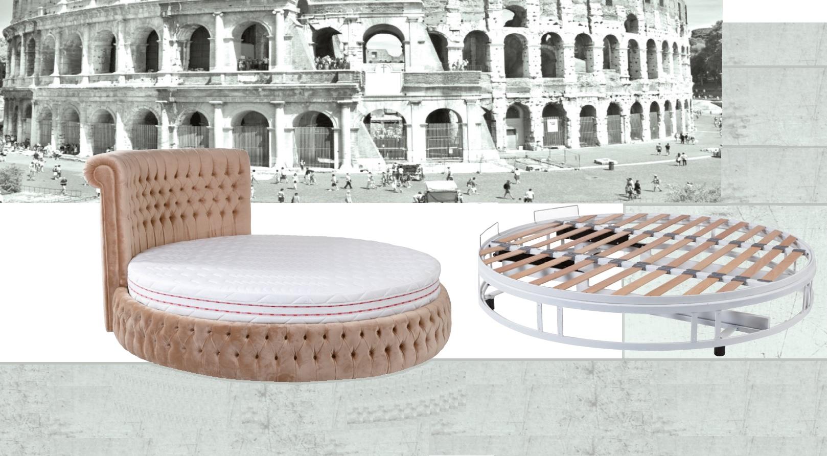 somiera rotunda roma