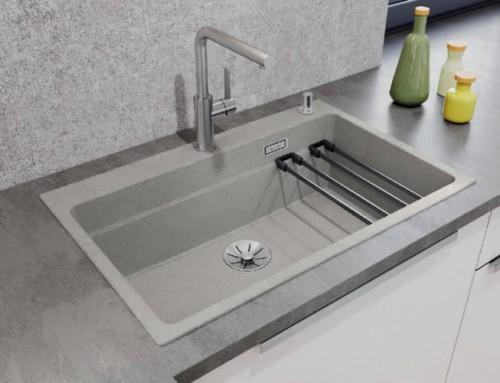 Blanco Beton Style: noua culoare pentru chiuvetele din SILGRANIT® PuraDur ®