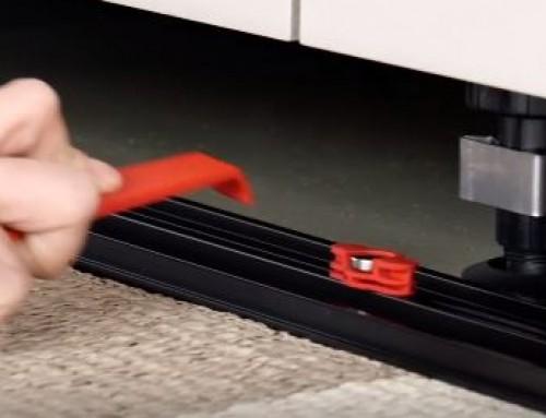 BLINK – clema magnetica pentru o bucătărie cu adevărat curată