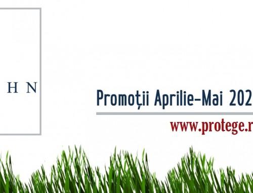 Ofertele lunilor APRILIE – MAI 2020  pentru scaune si boxpring – MADE in Romania