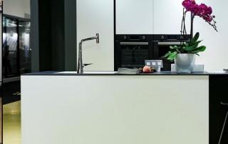 Blat HPC full color 10 mm mobila bucatarie ABET LAMINATTI Italia baner Protege Parol